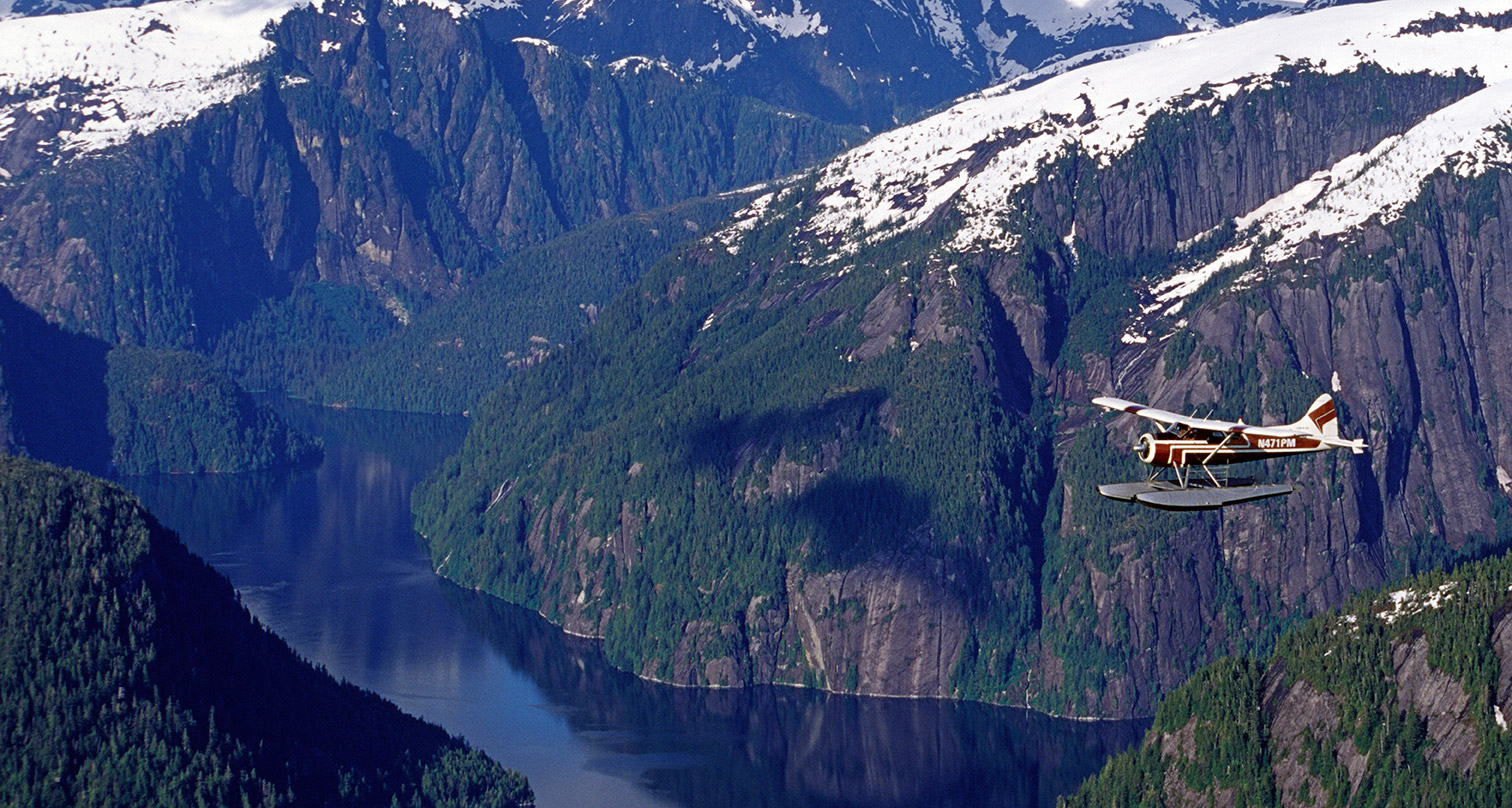 Misty Fjords Tours