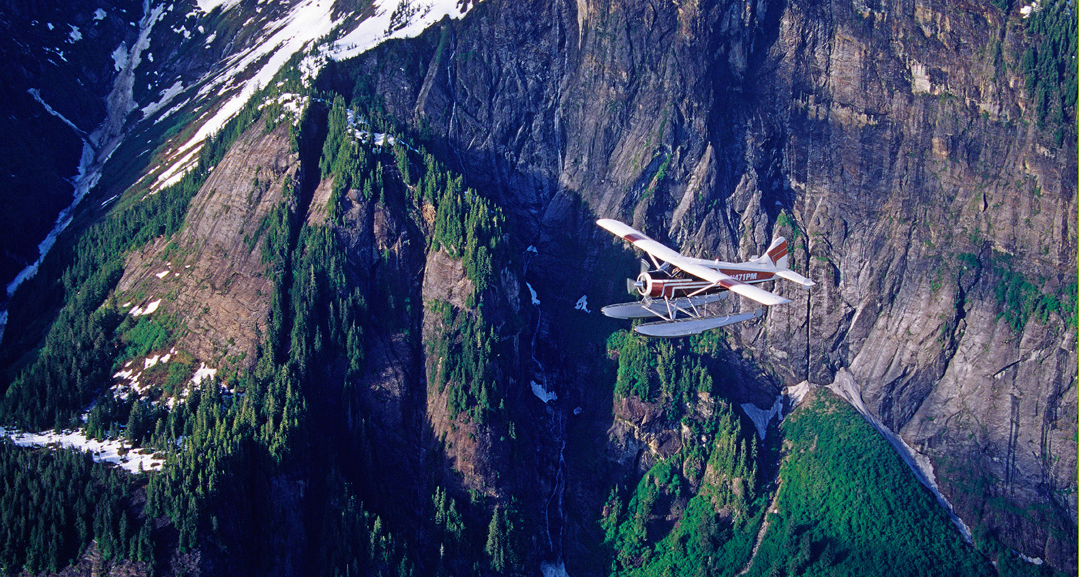 Ketchikan Bush Pilot