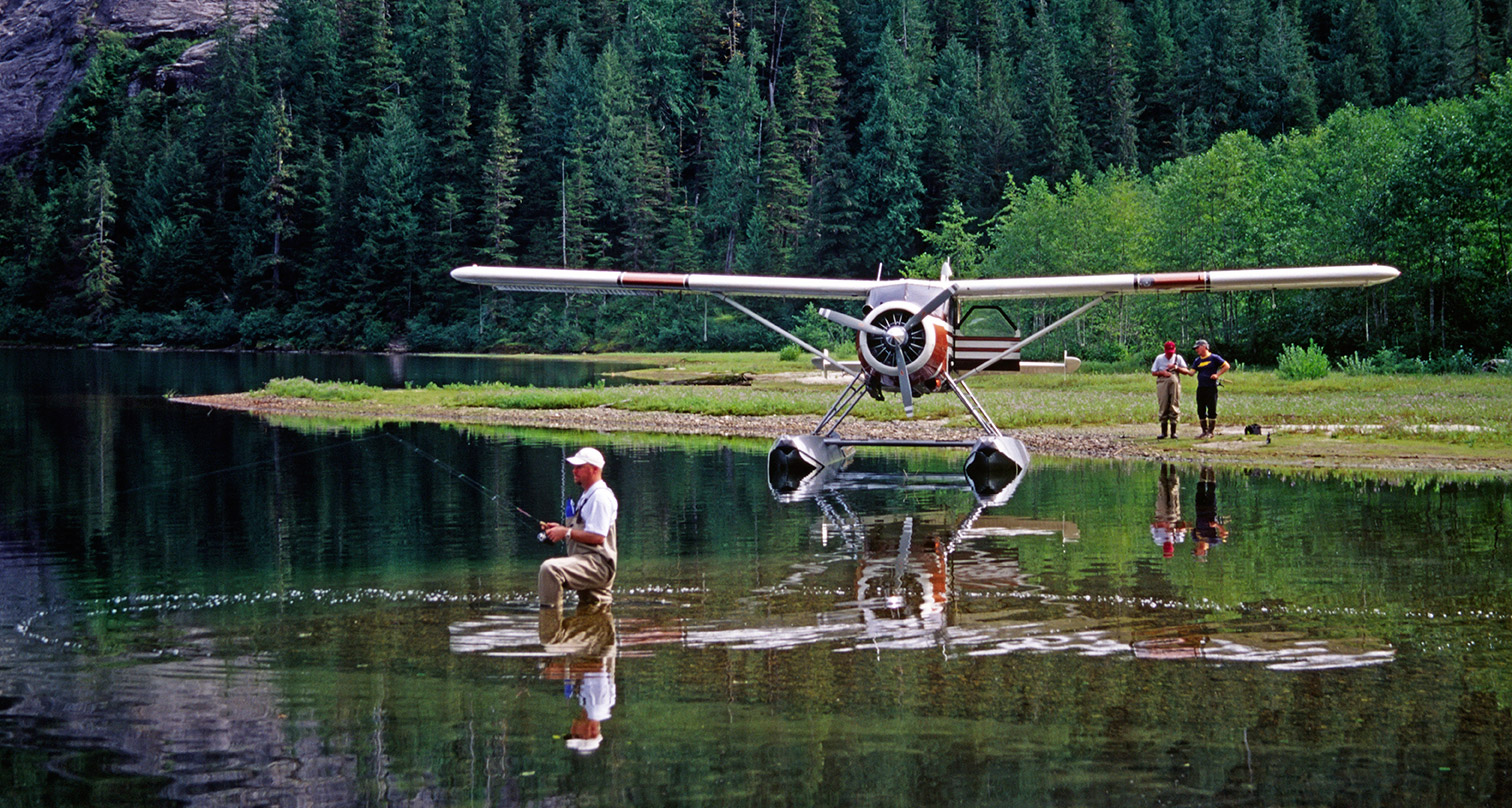 Ketchikan Fly-in Fishing