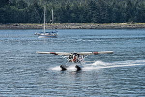 Ketchikan floatplane tours