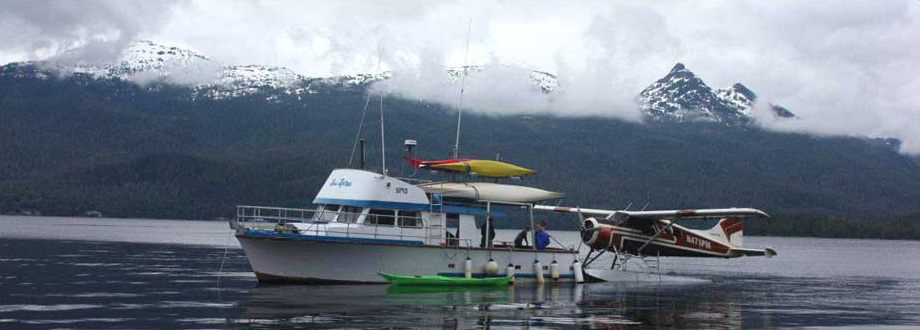 Misty Fjords Floatplane Tours